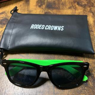 ロデオクラウンズ(RODEO CROWNS)のサングラス(サングラス/メガネ)