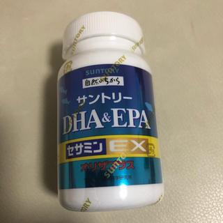 サントリー(サントリー)のサントリー DHA&EPA セサミンEX(ビタミン)