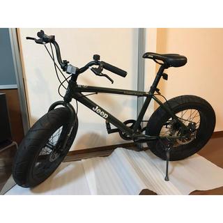 ジープ(Jeep)のjeep  ファットバイク (自転車本体)