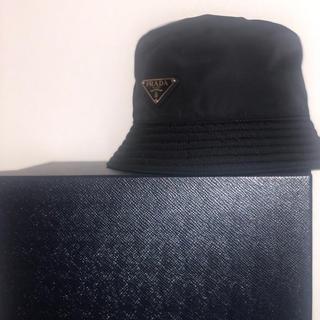 プラダ(PRADA)のPRADA Rain hat(ハット)