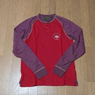 ティンバーランド(Timberland)のTimberland 長袖ヘンリー サイズXS 未使用(Tシャツ/カットソー(七分/長袖))