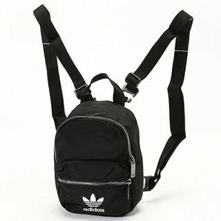 アディダス(adidas)のアディダス ミニバック パック/リックサック 黒 black レディース(その他)