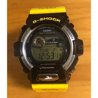 ジーショック(G-SHOCK)のG-SHOCK イルクジ2013 GWX-8901K イエロー/ブラック(腕時計(デジタル))