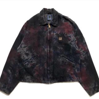 カーハート(carhartt)のcontena vintage 一点物 carhartt jacket(Gジャン/デニムジャケット)