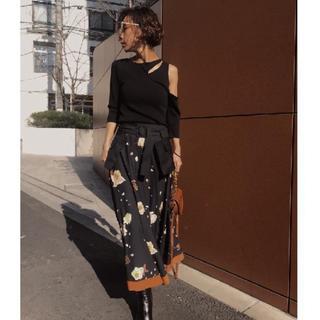 アメリヴィンテージ(Ameri VINTAGE)のameri スカート 完売品(ロングスカート)
