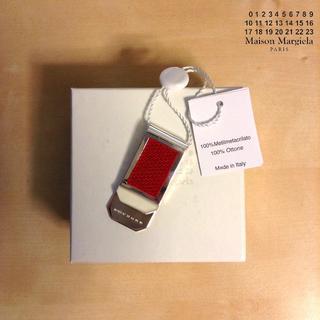 マルタンマルジェラ(Maison Martin Margiela)の新品■定価5.4万■マルジェラ 18aw■マネークリップ■銀■7722(マネークリップ)