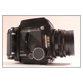 マミヤ(USTMamiya)のマミヤ RB67 Pro S オマケレンズ付 SEKOR 127mm F3.8 (フィルムカメラ)