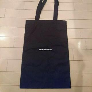サンローラン(Saint Laurent)の本物★サンローランオムメンズトートバッグ布バッグショップバッグイヴ・サンローラン(トートバッグ)