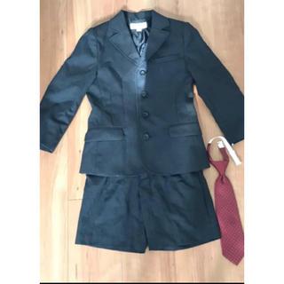 パーソンズキッズ(PERSON'S KIDS)の男の子 スーツ3点セット 120cm(ドレス/フォーマル)