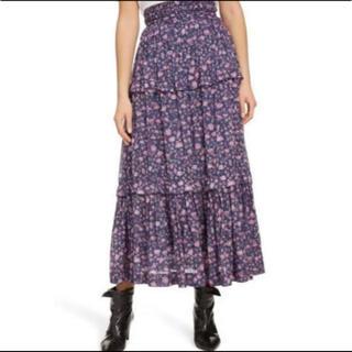 イザベルマラン(Isabel Marant)のイザベルマランエトワール 今期ティアードスカート(ロングスカート)