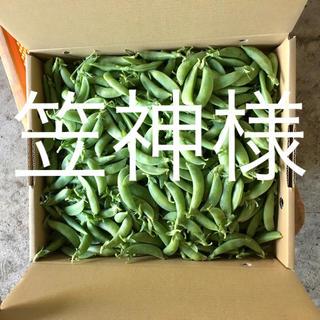 鹿児島産甘スナップエンドウ箱込み2キロ^_^(野菜)