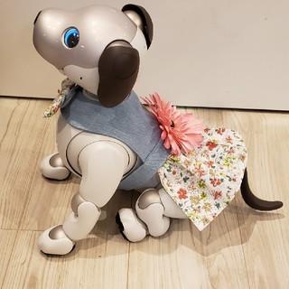 ソニー(SONY)のaibo アイボ アイボの服 ERS-1000専用ワンピース(その他)