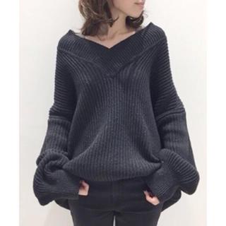 アパルトモンドゥーズィエムクラス(L'Appartement DEUXIEME CLASSE)のL'Appartement☆Twins Florence Knit(ニット/セーター)