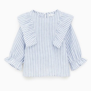 ZARA KIDS - 未使用★ZARAKidsストライプシャツ