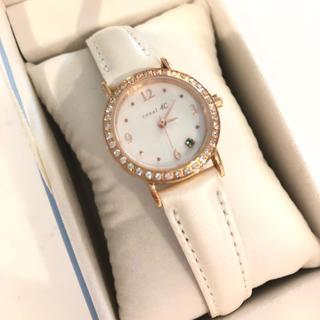 カナルヨンドシー(canal4℃)のcanal 4℃ 腕時計(腕時計)