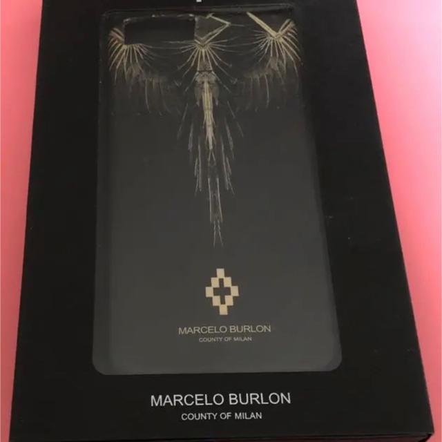 MARCELO BURLON - マルセロバーロン iphone7.8用 加工ケースの通販