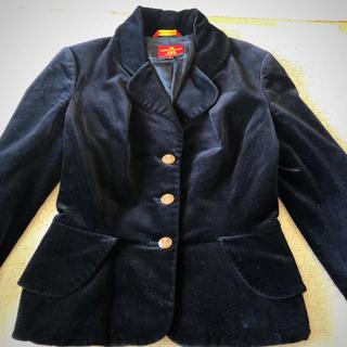 Vivienne Westwood - ヴィヴィアンウエストウッドベロアジャケット