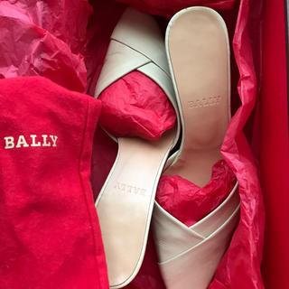 バリー(Bally)のBALLYの上品ミュール フォクシー 好きな方にも(ミュール)