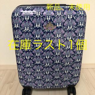 アナスイ(ANNA SUI)のアナスイ セーラームーン ムーンキャッスルキャリーケース 新品(スーツケース/キャリーバッグ)