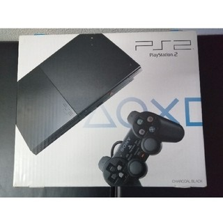PlayStation2 - 箱説あり 薄型PS2本体 Play Station2(SCPH-90000CB)