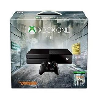 マイクロソフト(Microsoft)のXbox One 本体 1TB (ディビジョン 同梱版) KF7-00140(家庭用ゲーム機本体)