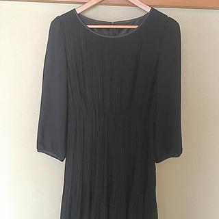 エニィスィス(anySiS)のオンワード セミ フォーマル ドレス(ミディアムドレス)