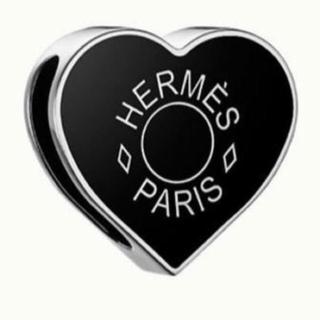 エルメス(Hermes)のエルメス ハート ツイリー スカーフリング ノアール 新品新品未開封(その他)