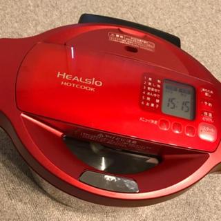 シャープ(SHARP)のヘルシオ ホットクック (調理機器)