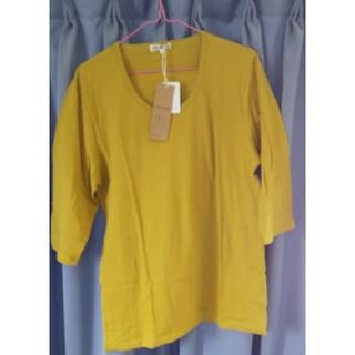 七分袖Tシャツ(Tシャツ/カットソー(七分/長袖))