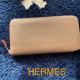 エルメス(Hermes)の【正規品】エルメス長財布 シルクイン (長財布)