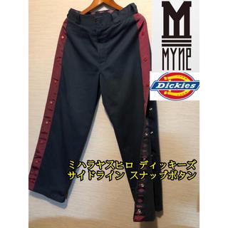 MIHARAYASUHIRO - ミハラヤスヒロ  myne Dickies パンツ miharayasuhiro