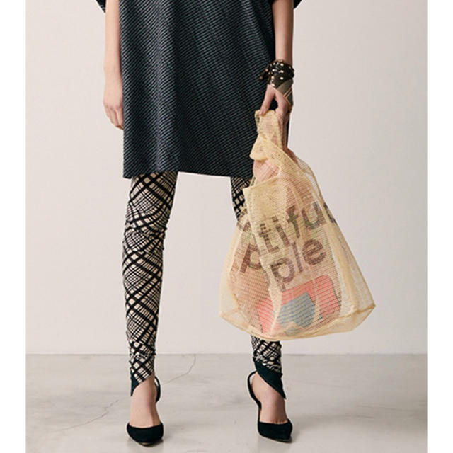 beautiful people(ビューティフルピープル)の1回使用 beautifulpeople 網バック レディースのバッグ(トートバッグ)の商品写真