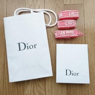 クリスチャンディオール(Christian Dior)のディオール  (ラッピング/包装)