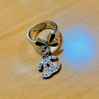 シャネル(CHANEL)の新品 シャネル 指輪 リング アクセサリー 小物 装飾品 ラインストーン (リング(指輪))