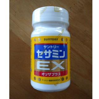 サントリー(サントリー)の【未開封、未使用】サントリー セサミンEX 90粒入り(ビタミン)