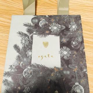 アガット(agete)のアガット紙袋☆(ショップ袋)