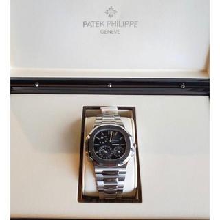 パテックフィリップ(PATEK PHILIPPE)の希少 パテックフィリップ ノーチラス 5712/1A-001 その②(腕時計(アナログ))