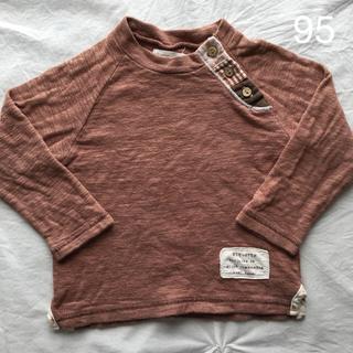 ビケット(Biquette)の95cm ビケット 長袖 トップス(Tシャツ/カットソー)