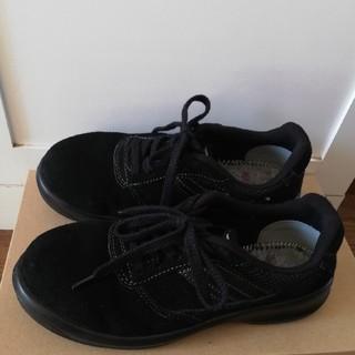 ミドリアンゼン(ミドリ安全)の美品 難有り軽量ミドリ安全靴 22.5㎝(その他)