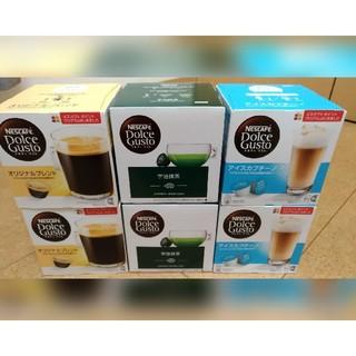 ネスレ(Nestle)のドルチェグスト 6箱(コーヒー)