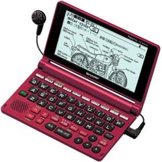 シャープ(SHARP)のSHARP製 電子辞書 PW-AM700(その他)