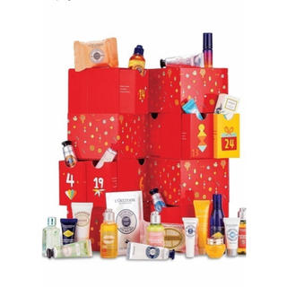 ロクシタン(L'OCCITANE)の☆新品☆ロクシタン・マジックアドベントカレンダー2019(コフレ/メイクアップセット)