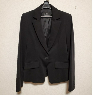 クードシャンス(COUP DE CHANCE)のクードシャンス パンツスーツ(スーツ)