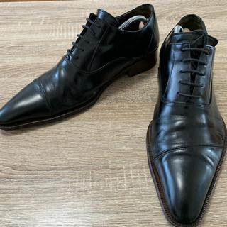 コムサメン(COMME CA MEN)の🌟プラチナコムサ🌟ビジネスシューズ コムサ 靴 25 cm(ドレス/ビジネス)