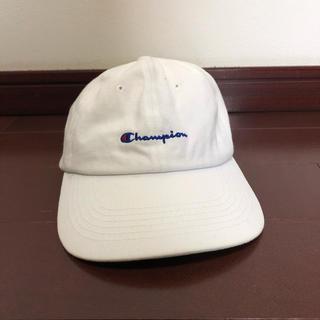 チャンピオン(Champion)のchampionの帽子(キャップ)