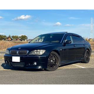 BMW - BMW 750li 希少な左ハンドル 車検ロング ハーマン仕様 即乗り 激安