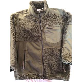 エンジニアードガーメンツ(Engineered Garments)のユニクロ×エンジニアドガーメンツ フリースコンビネーションジャケット(スウェット)