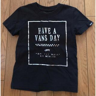 ヴァンズ(VANS)の★VANS キッズ Tシャツ 110㎝★(Tシャツ/カットソー)