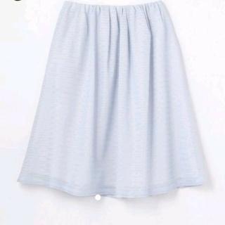 トゥモローランド(TOMORROWLAND)の新品タグ付♡TOMORROWLANDふんわりスカート(ひざ丈スカート)
