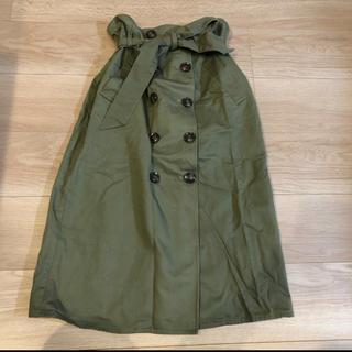 ドゥドゥ(DouDou)のスカート 美品(ロングスカート)